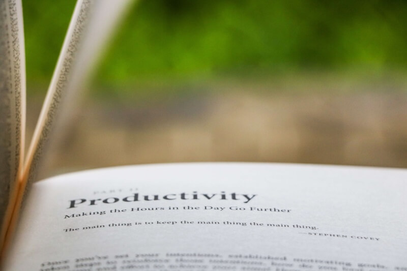 How Productivity Can Be Increased