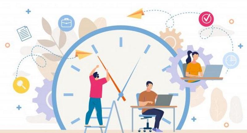 productive time management